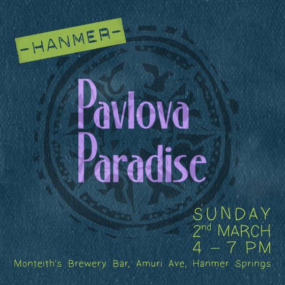 Pavlova Paradise Monteiths Mar2014 poster