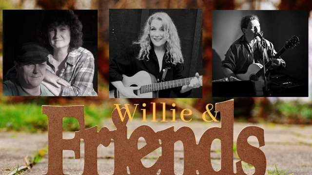 Willie and Friends music concert Christchurch New Zealand